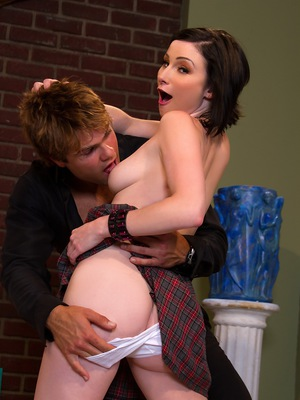 Veruca James and Tommy...